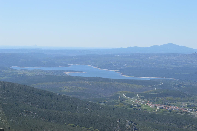 Ruta al Picozo Berzosa de Lozoya - 7