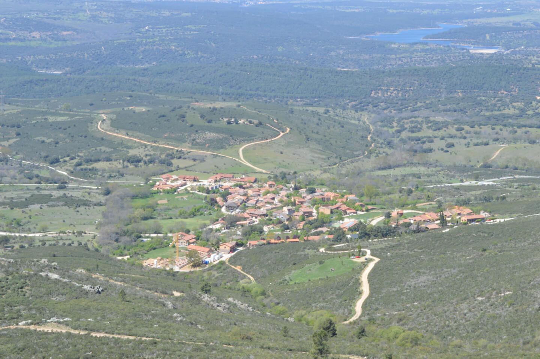 Ruta al Picozo Berzosa de Lozoya - 0
