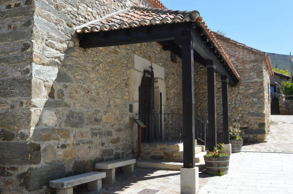 Iglesia Nuestra Señora de la Asunción Berzosa de Lozoya - 1