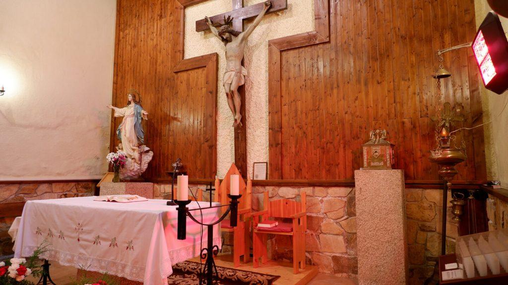 Iglesia Nuestra Señora de la Asunción Berzosa de Lozoya - 11