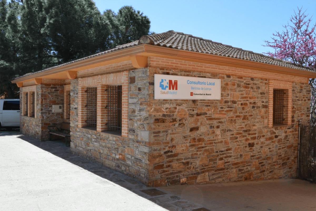 centro de salud berzosa