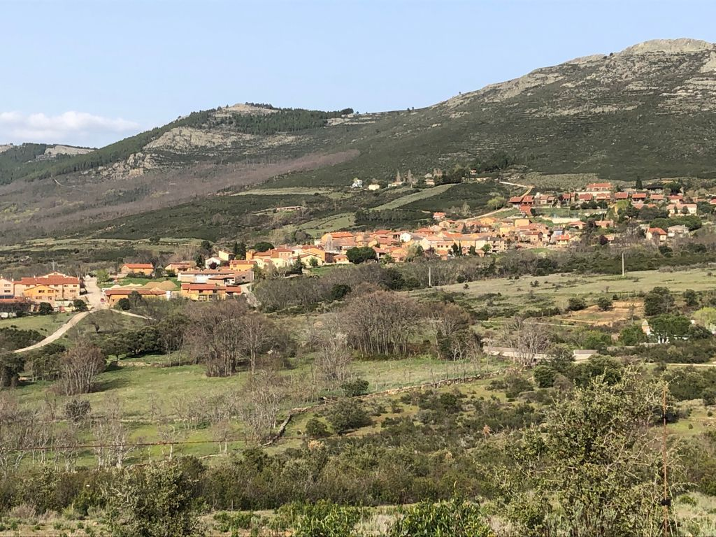 pueblo de Berzosa